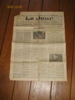 Guerre 40/45 - VERVIERS - Edition Spéciale Du JOUR Du 9 Septembre 1944 - La Libération (hh) - Kranten