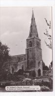BARNWELL- ST ANDREWS CHURCH - Northamptonshire
