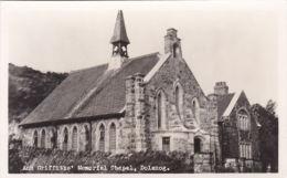 DOLANOG -ANN GRUFFITHS MEMORIAL CHAPEL - Montgomeryshire