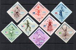 Dominican Republic - 1957 - Olympic Games (2nd Series) - MNH - Dominicaine (République)
