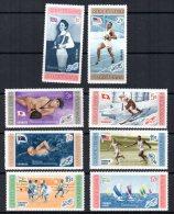 Dominican Republic - 1958 - Olympic Games (4th Series) - MNH - Dominicaine (République)