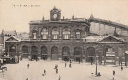 LILLE-59- LA GARE - Lille