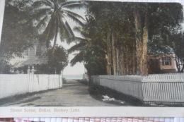 Belize Rectory Lane Street Belice - Belize