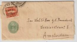 Schweiz, 1905, 20 C. Auf Streifband, R! , #2846 - Briefe U. Dokumente