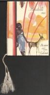 Calendarietto 1933 Donne Delle Nostre Colonie - Calendari