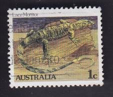 Australie: Animaux: Varanus Varius 812 - Reptiles & Batraciens