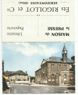 CALENDRIER DE POCHE - MAISON DE LA PRESSE à SERIFONTAINE (OISE) - 1967 - ECOLE COMMUNALE. - Calendriers
