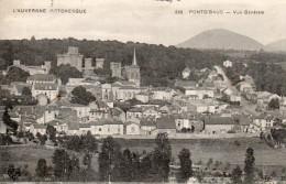 PONTGIBAUD  Vue Générale  1915 - Autres Communes