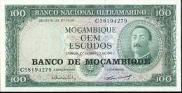 BANCO DE MOZAMBIQUE - Mozambique