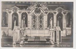 Boris Gleb Catedral Interior. - Rusland