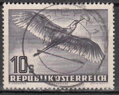 Austria   Scott No.  C59     Used     Year  1950 - 1945-.... 2nd Republic