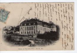 21 - Sémur En Auxois - Château De Flée - Semur