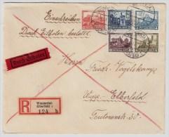DR, 1932, Nr. 474-78, Luxus Satz-Brief!  , #2860 - Deutschland