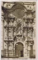 cpa BASELLI LIMA  templo de los agustinos