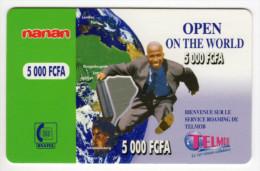 BURKINA-FASO RECHARGE GSM - Burkina Faso