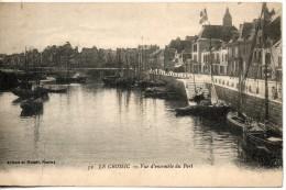 44. Le Croisic. Vue D'ensemble Du Port - Le Croisic