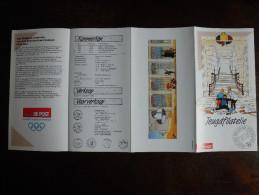 België Belgium - Folder Postzegeluitgifte: 1991 Jeugdfilatelie / Youth Philately - Autres Livres