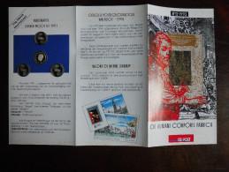 België Belgium - Folder Postzegeluitgifte: 1993 Andreas Vesalius 'De Humani Corporis Fabrica' - Autres Livres