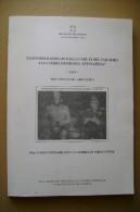 PCR/17 GOVERNI BADOGLIO DALLA CADUTA DEL FASCISMO-ANTINAZISMO Atti 1994 - Italiano
