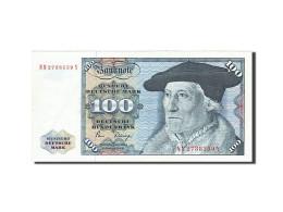 Allemagne, 100 Deutsche Mark, Type Sebastian Münster - [ 6] 1949-1990 : RDA - Rép. Dém. Allemande
