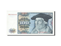 Billet, République Fédérale Allemande, 100 Deutsche Mark, 1980, 1980-01-02 - 100 Deutsche Mark