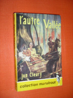 COLLECTION MARABOUT 101  EO  .. L' Autre Vallée   .. JON CLEARY     (ct/26) - Libri, Riviste, Fumetti