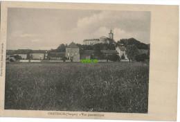 Carte Postale Ancienne De CHATENOIS – VUE PANORAMIQUE - Chatenois