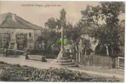 Carte Postale Ancienne De CHATENOIS – CROIX DE ST-MARC - Chatenois