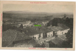 Carte Postale Ancienne De CHATENOIS – LE VIEUX BOURG - Chatenois
