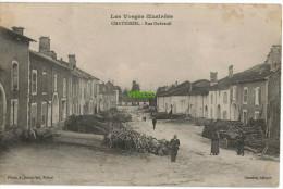 Carte Postale Ancienne De CHATENOIS – RUE DUBREUIL - Chatenois