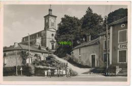 Carte Postale Ancienne De CHATENOIS – L'EGLISE - Chatenois