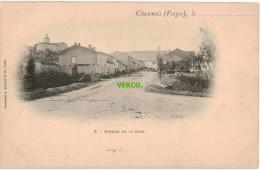 Carte Postale Ancienne De CHATENOIS – AVENUE DE LA GARE - Chatenois