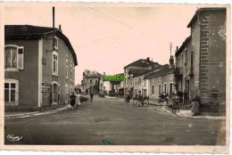 Carte Postale Ancienne De CHATENOIS – RUE DE LONGCHAMP - Chatenois