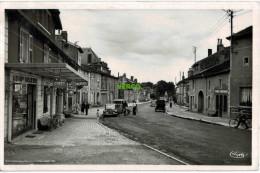Carte Postale Ancienne De CHATENOIS – GRANDE RUE - Chatenois