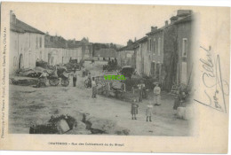 Carte Postale Ancienne De CHATENOIS – RUE DES CULTIVATEURS OU DU BREUIL - Chatenois