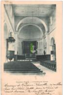 Carte Postale Ancienne De CHATENOIS – INTERIEUR DE L'EGLISE - Chatenois