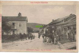 Carte Postale Ancienne De CHATENOIS – RUE DE COURCELLES - Chatenois