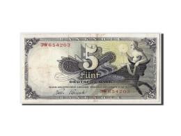 [#306952] Allemagne (RFA), 5 Deutsche Mark Type 1948, 22 Août 1949, Alphabet R2834443U, Pick 16a - [ 7] 1949-… : FRG - Fed. Rep. Of Germany