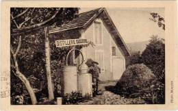 GAP – Distillerie Dusserre & Fils - Photo Mounier - Gap