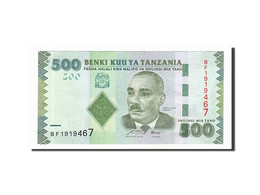 [#158298] Tanzanie, 500 Shilingi Type Karume - Tanzanie
