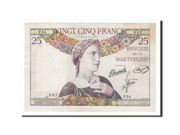[#158526] Martinique, 25 Francs Type 1927 - Billets