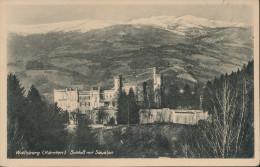 Wolfsberg - Saualpe, Castle :) - Autriche