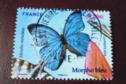 OBLITERATION RONDE  SUR TIMBRE NEUF YVERT N°4498 - Frankreich