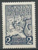 FINNLAND 1940 MI-NR. 226 ** MNH (99) - Finland
