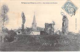 SAVIGNY SUR BRAYE 41 - Les Ruines Du Donjon - CPA - Loir Et Cher - France