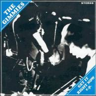 The GIMMIES - Get It Right Now EP - SCREAMING APPLE - PUNK - JAPON - Punk