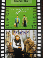 België Belgium - Folder Postzegeluitgifte: 1998 Hedendaagse Film 'Daens' En 'Le Huitième Jour' / Contemporary Film - Timbres