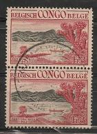 CONGO BELGE 325 LEOPOLDVILLE KALINA - LEOPOLDSTAD KALINA - Belgisch-Kongo