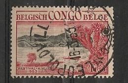 CONGO BELGE 325 LEOPOLDVILLE - Belgisch-Kongo