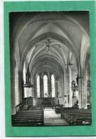 60 . TRICOT  , Intérieur De  L ' église .  Cpsm  10,5 X 15 - France